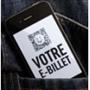 Lot de 25 E-Billets Gaumont Pathé France valables jusqu'au 28/02/2022