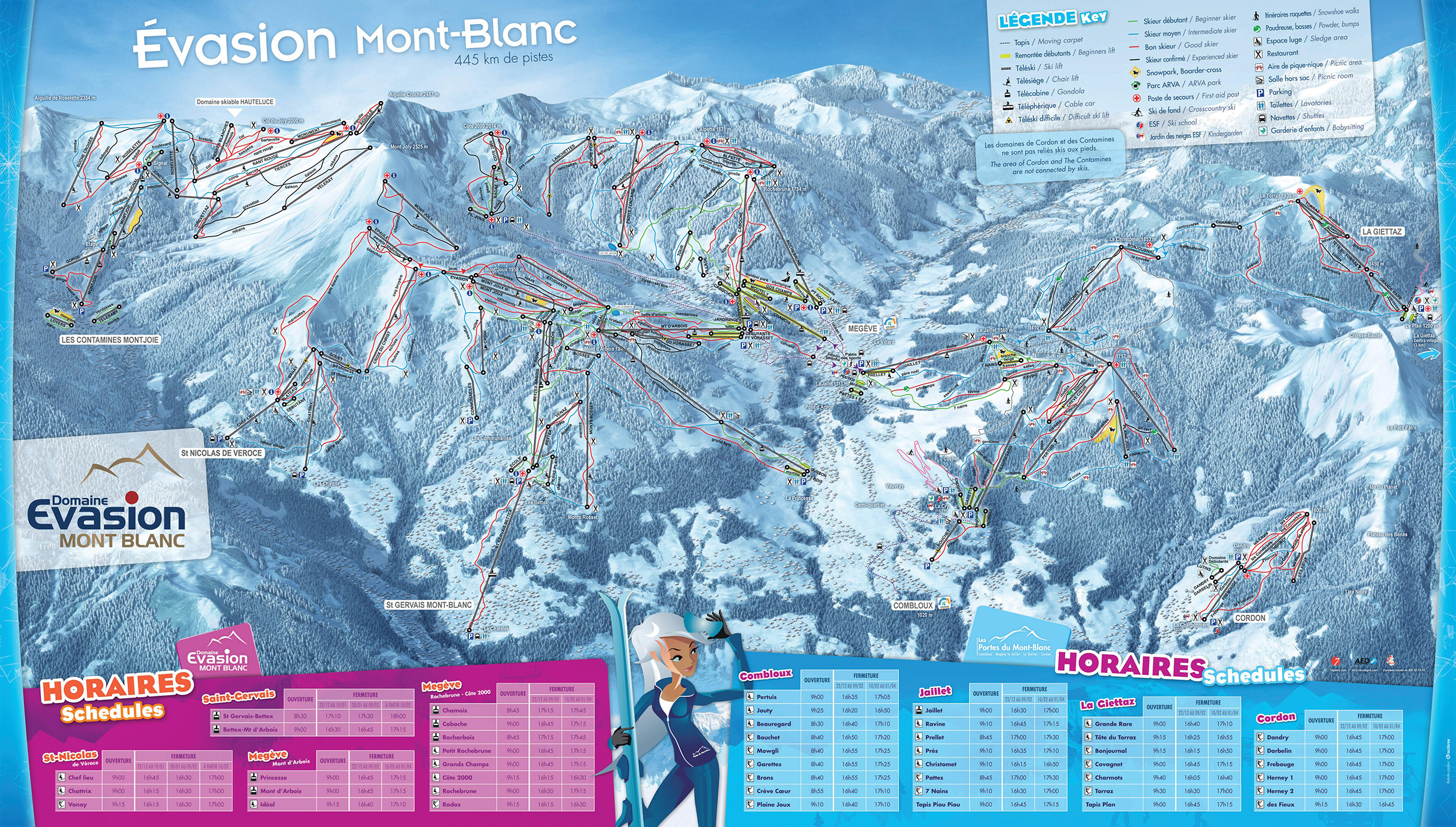 Plan SAINT GERVAIS